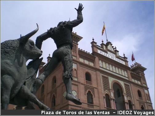 Madrid Plaza de los Toros de las Ventas