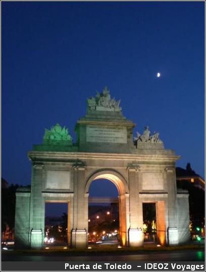 Madrid Puerta de Toledo