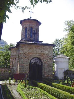 Monastere Tismana Roumanie