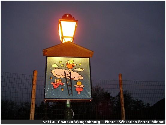 Noel chateau Wangenbourg