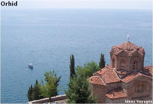 Ohrid Macedoine Fyrom
