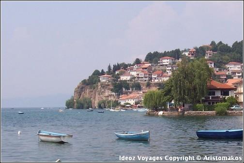 Ohrid Macédoine Makedonija