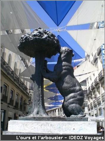 Ours et Arbousier Madrid