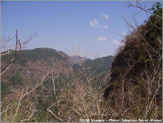 Salvador pentes Cerro de la Olla