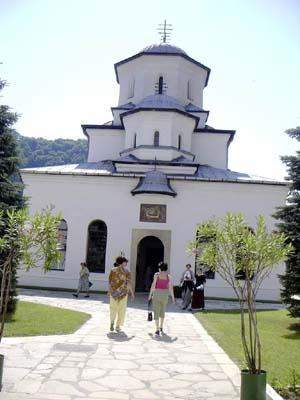 Tismana roumanie monastere