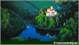 Trakoscan chateau croatie centrale
