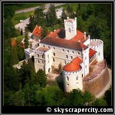 Chateau de Trakoscan Croatie