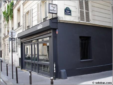 Udo Bar Paris currywurst