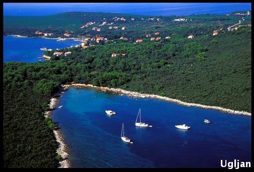 Archipel de Zadar ; belles îles verdoyantes en Dalmatie du Nord (Iles Croatie Tourisme)