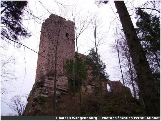 Wangenbourg Chateau Vosges