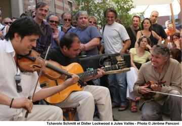 festival jazz musette marche de saint ouen
