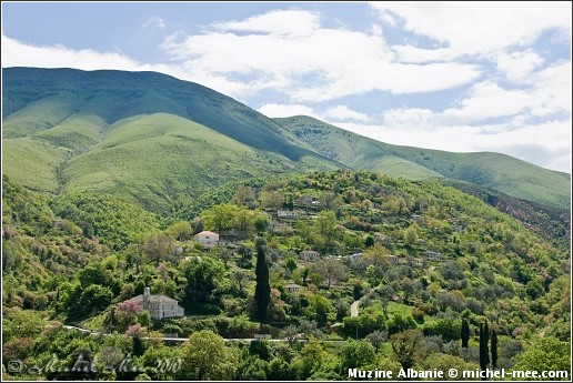 Albanie Muzine