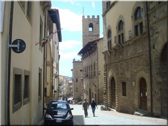 Arezzo Eglise san Francesco