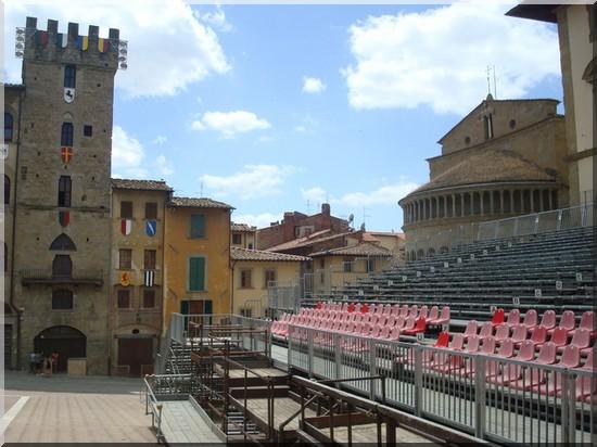Arezzo Piazza Grande