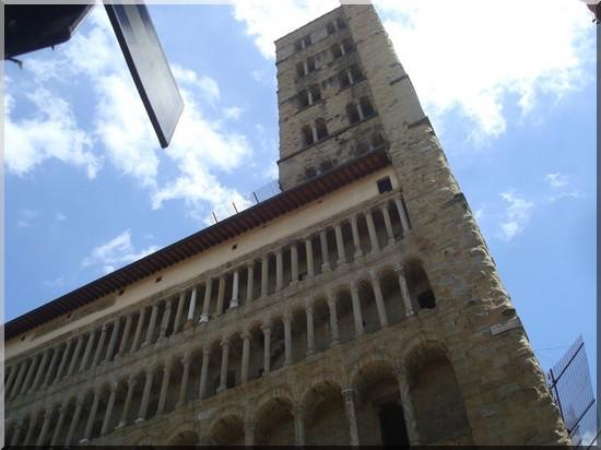 Arezzo S. Maria della Pieve