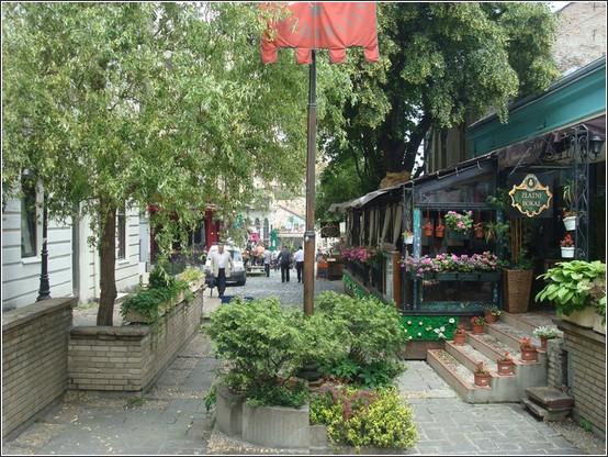 Belgrade Skadarlija