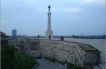 Belgrade parc kalemegdan