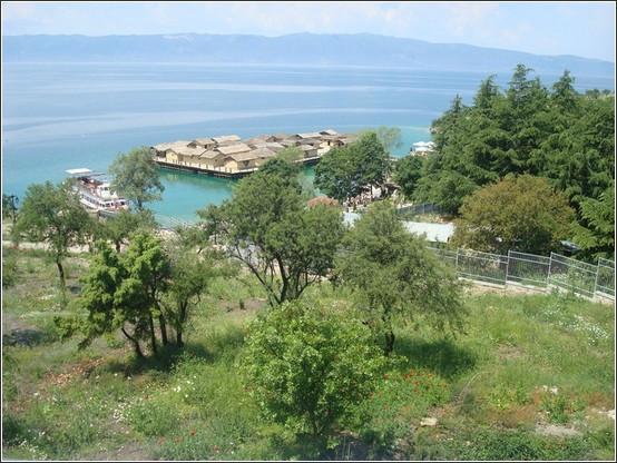 Bitola village palafite