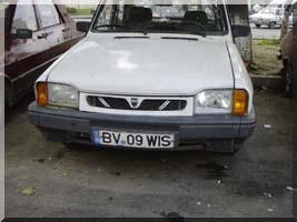 Dacia 1301 berline