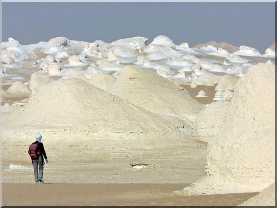 Desert rochers