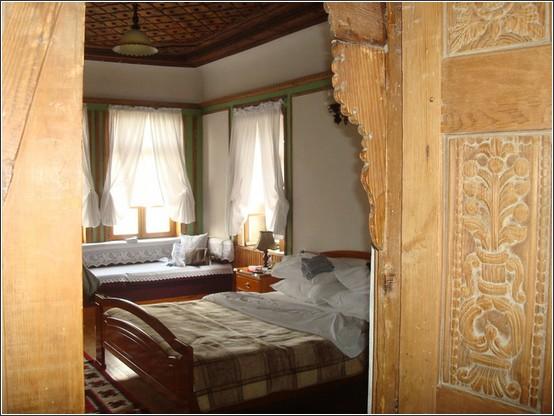 Albanie Hotel Gjirokastra