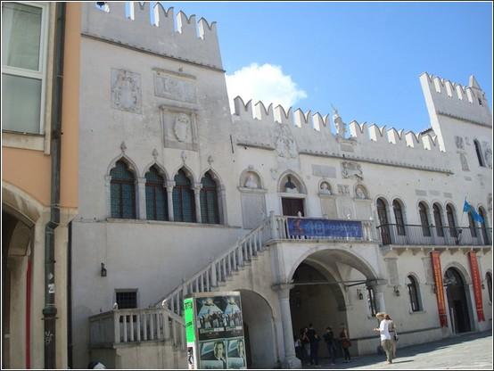 Koper palais pretorien