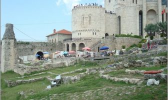 Kruja Albanie