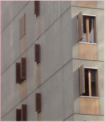 Lyon Confluence immeuble