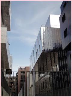Lyon Confluence immeubles