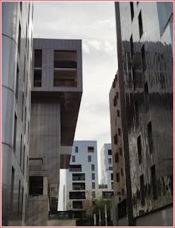 Lyon confluence urbanisme