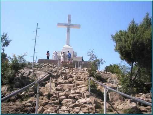 Medjugorje croix