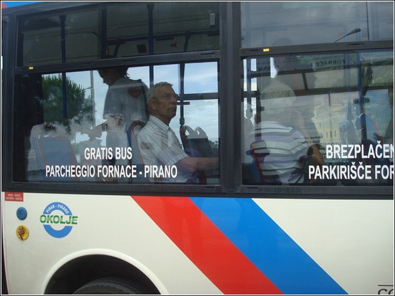 Piran bus