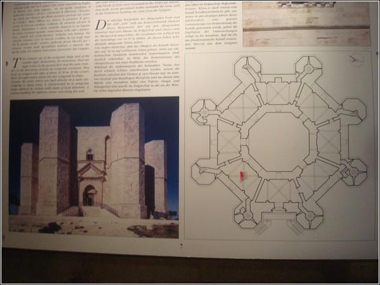 Plan Castel del Monte