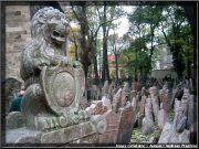 Prague vieux cimetiere juif
