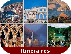 Sejour Croatie itineaires