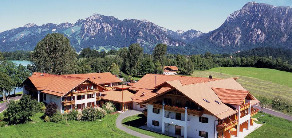 S jour d tente en bavi re l 39 hotel sommer spa fuessen - Reserver une chambre d hotel pour une apres midi ...