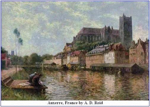 Voyage en Bourgogne, escapades dans la Toscane française 1