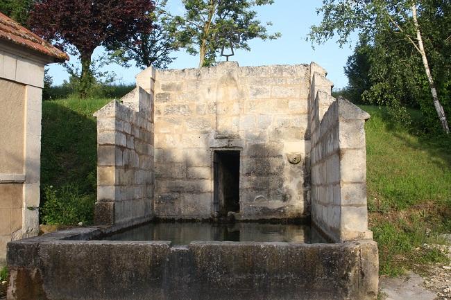 Fontaine Gouaix
