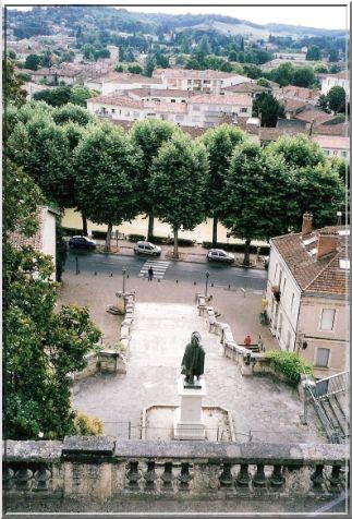 Auch capitale du Gers