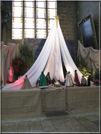 Cathedrale Auch creche