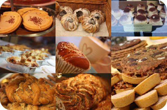 Desserts cuisine suedoise
