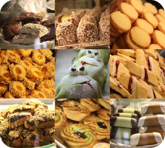 Desserts gourmandises cuisine suedoise