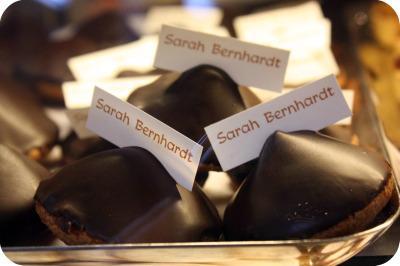 Gateau suedois Sarah Bernhardt cuisine suedoise