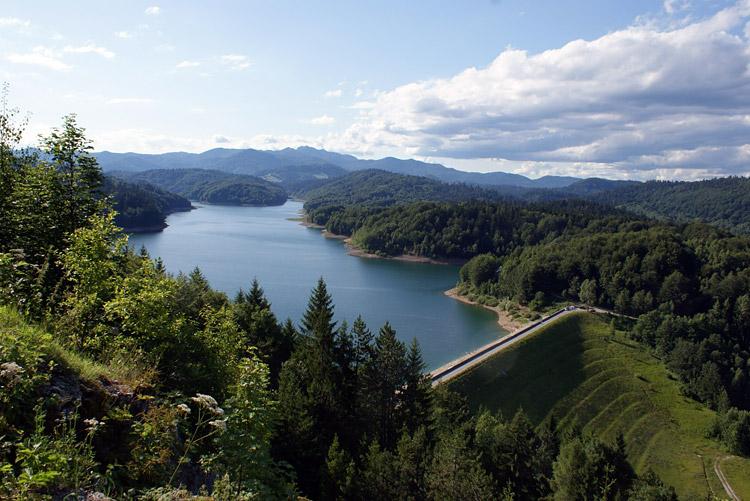 Gorski Kotar lokvarsko jezero