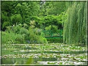 Jardin Maison de Monet Giverny
