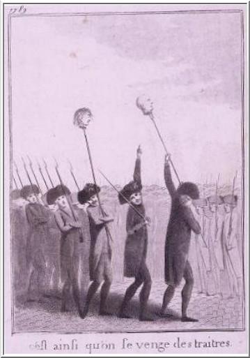 Terreur guillotine