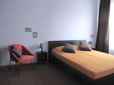 Chambre appartement Berlin Barbarossa schoneberg