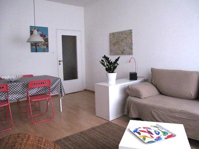 Location vacances Berlin Barbarossa - salle de séjour