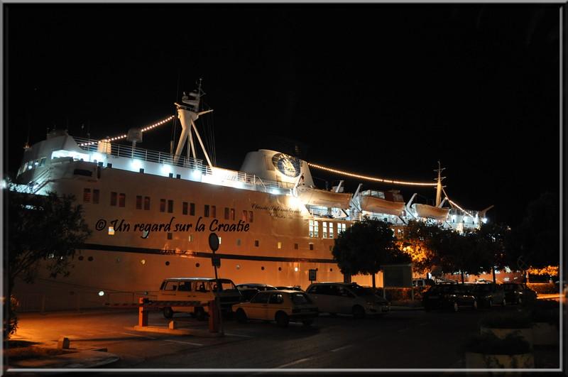 Korcula ferry