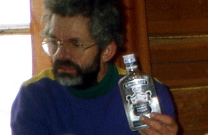 Laponie bivouac alcool